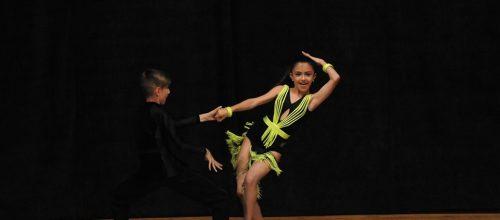 Спортни танци за деца – начинаещи от 26.IX – събота и неделя