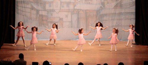 Нов клас Модерни танци за деца 4+ год от 19 септември