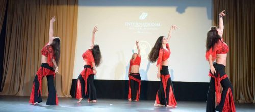 Ориенталски танци – начинаещи