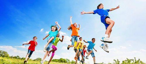 Dancelo Kids ® – денс фитнес клас за деца от 24.IX