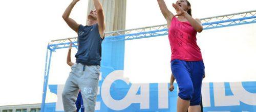 Dancelo® Dance Fitness – понеделник 19:30ч от 12.IX