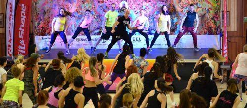 Dancelo ® Dance fitness от 7.Октомври вече и Събота, 10:00ч