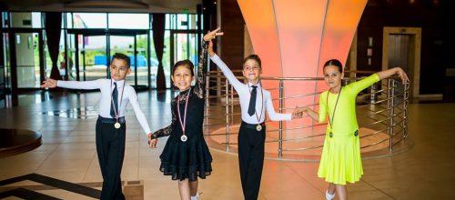 Децата на ОГЛЕДАЛО – Спортни танци