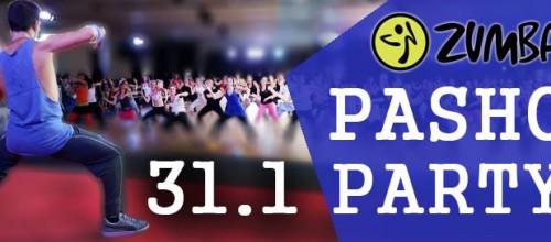 ZUMBA PARTY с ПАШО 31.1 Варна, Fitness Stage