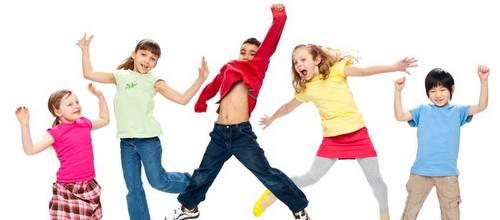 DANCELO KIDS – Денс фитнес клас за деца