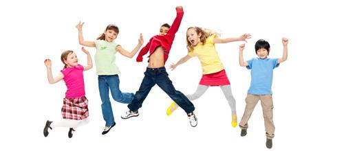 DANCELO KIDS ® – Денс фитнес клас за деца в Мол Варна