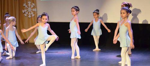 Класически балет за деца – събота и неделя с Цветалина Нахабедян