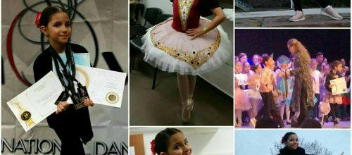 Отново успех за Габи Георгиева в Международен конкурс