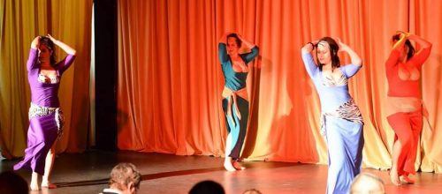 Ориенталски танци – начинаещи от 20.юни.2018