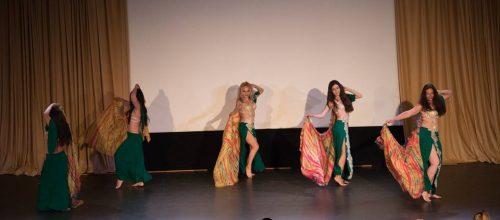 Ориенталски танци – начинаещи от 26.Септември.2018