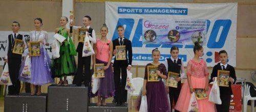 Отново успех за Децата на ОГЛЕДАЛО – Спортни танци!