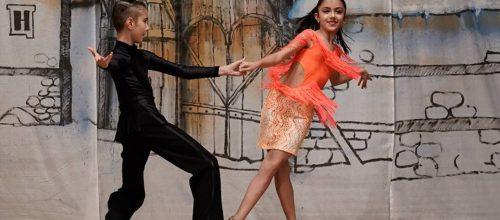 Ползите за децата от Спортните танци