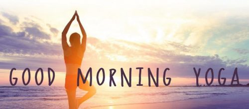 Добро утро с йога в Огледало!