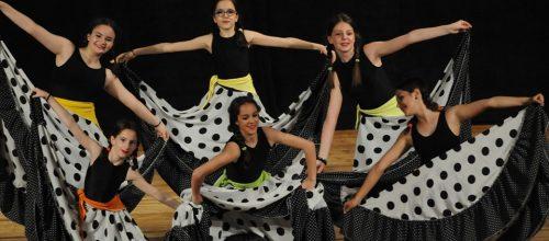 Модерни танци за деца 7+ год от 14 септември събота и неделя