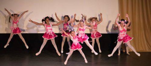 Модерни танци за деца 4+ год от 14 септември събота и неделя