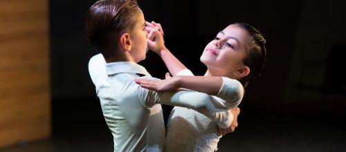 Спортни танци за ДЕЦА – начинаещи – СТАРТ 25.IV