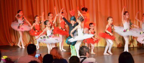 Нов клас Класически балет за деца – начинаещи от 7.Октомври