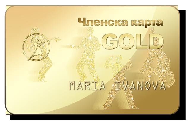 GOLD карта на Огледало